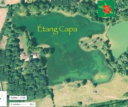 L'étang des Capa