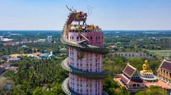 タイ ドラゴン お寺