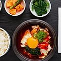 강릉순두부찌게 - GANGNEUM Ragoût de tofu