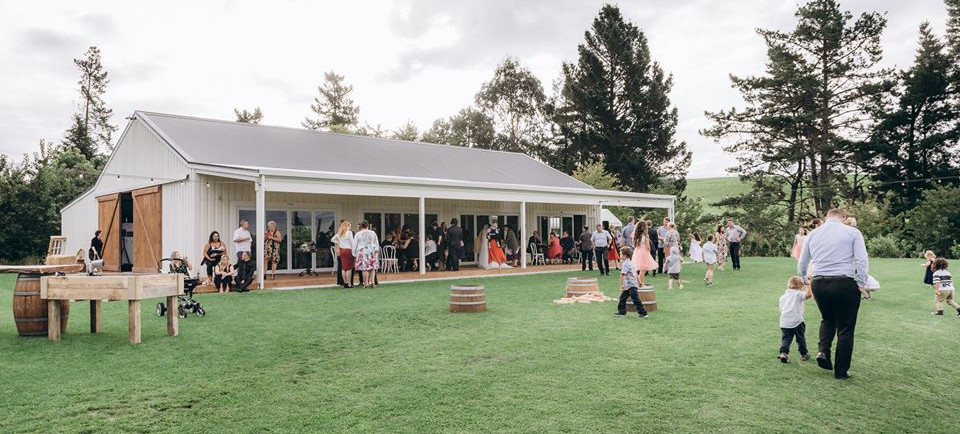 Beautiful Wedding Venue Taupo - Broadlands Lodge