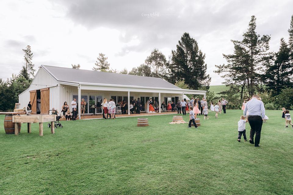 Beautiful Wedding Venue Taupo - Broadlands Lodge
