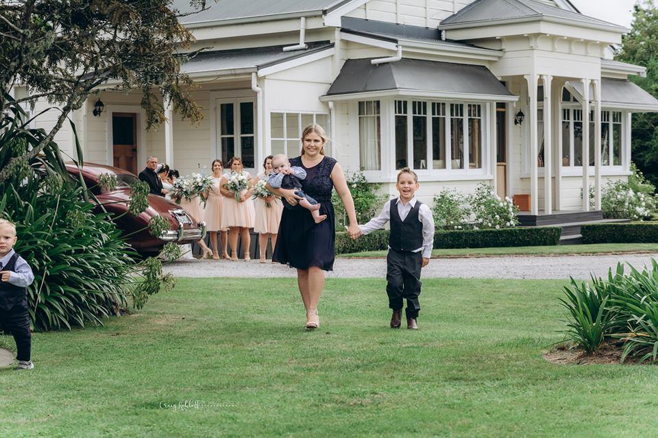 Broadlands Lodge - Taupo Wedding Venue