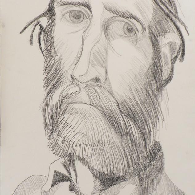 Autoportrait 1993