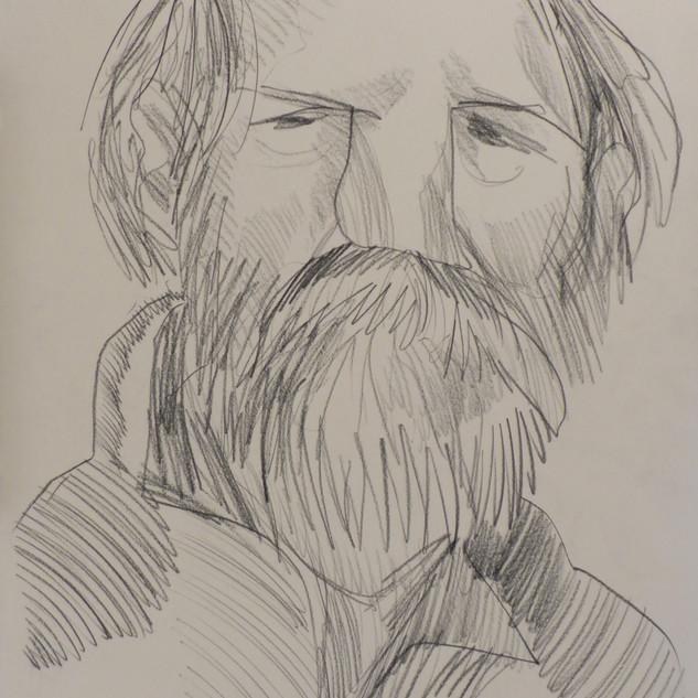 Autoportrait 2004