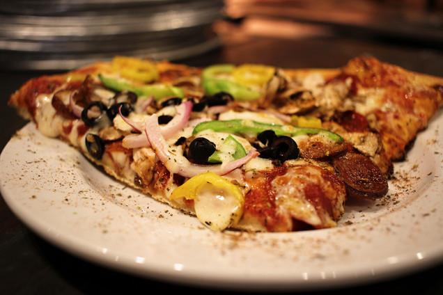G-Man Supreme Pizza