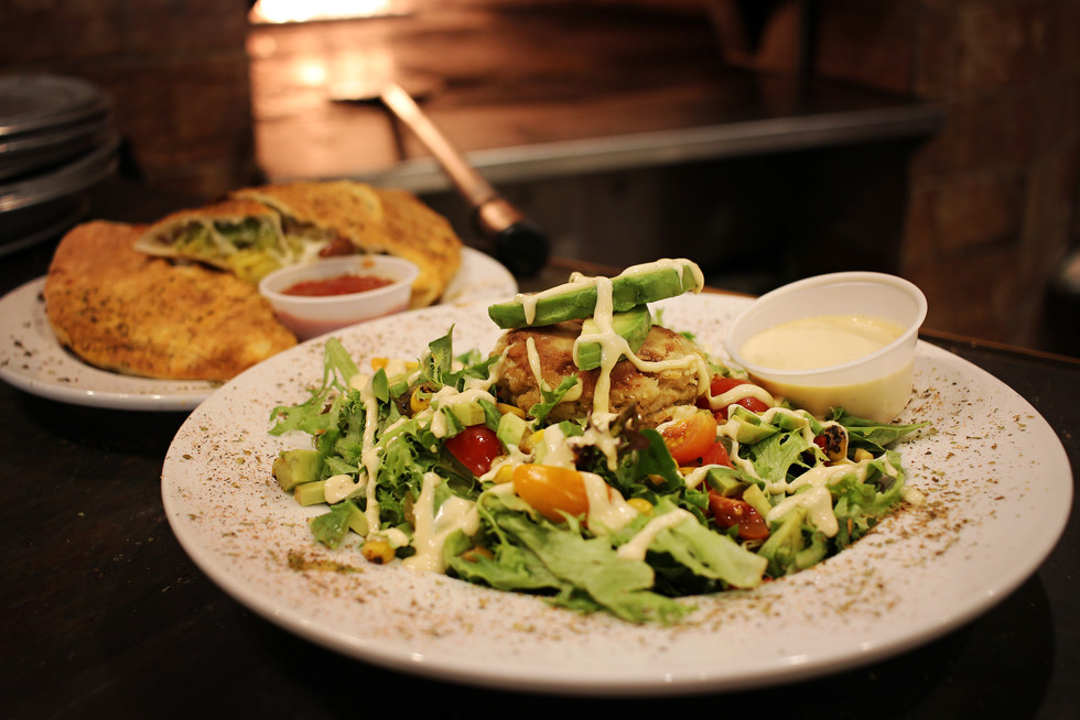 Picasso House Salad