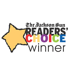 Jackson Sun Readers Choice Winner