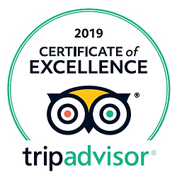 Trip Adivsor Certificate of Excellence
