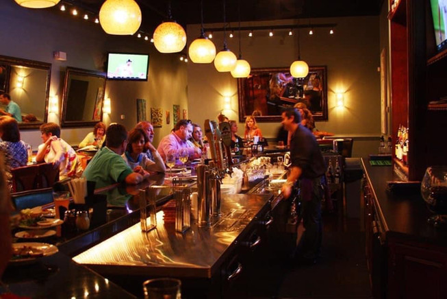 New Expanded Bar