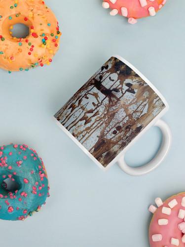 Coffee art Mug