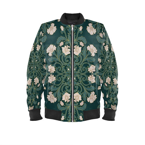 Jade by Rageshree | Womens' Bomber Jacket