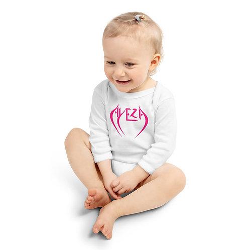 Ayeza | Infant Long Sleeve Bodysuit