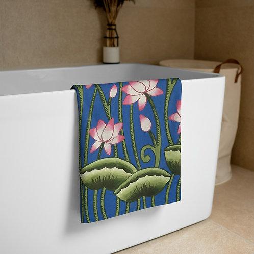 Pichwai design by Rageshree | Towel