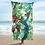 Thumbnail: Red Berries Gouache painting by B'lu on Towel