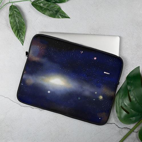 Rebirth Galaxy series Laptop Sleeve