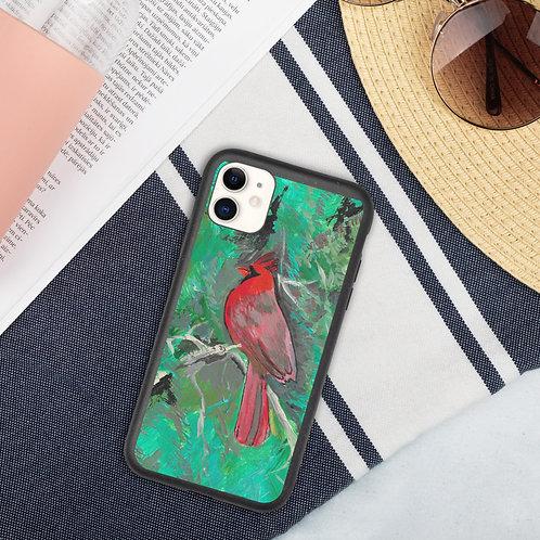 Cardinal Biodegradable phone case