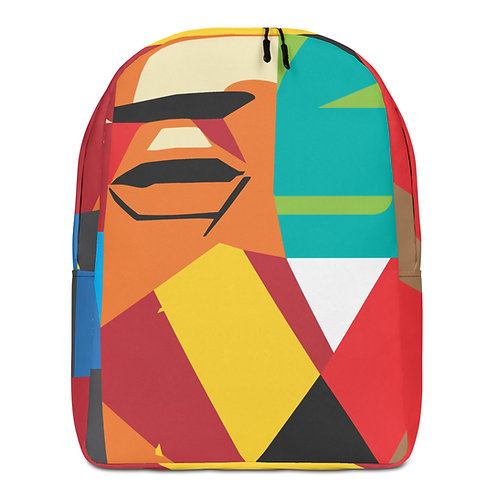 Shapes by Mark Barretto | Minimalist Backpack