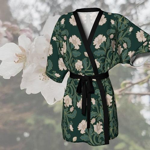 Jade by Rageshree | Kimono Robe