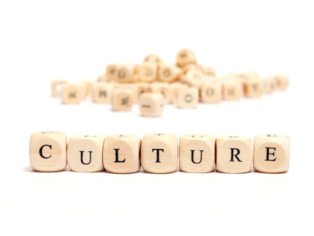 IT'S OUR CULTURE