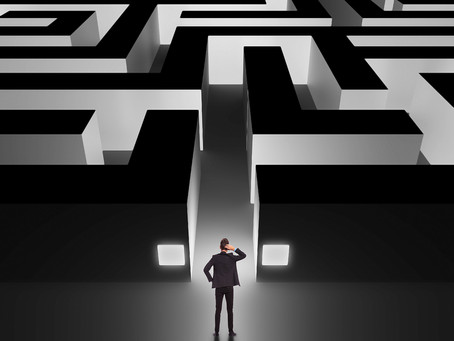 THIS MAZE CALLED LIFE