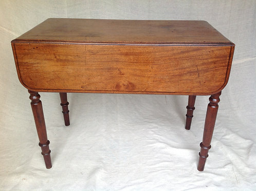 Late Victorian (c1870) Mahogany Pembroke Table