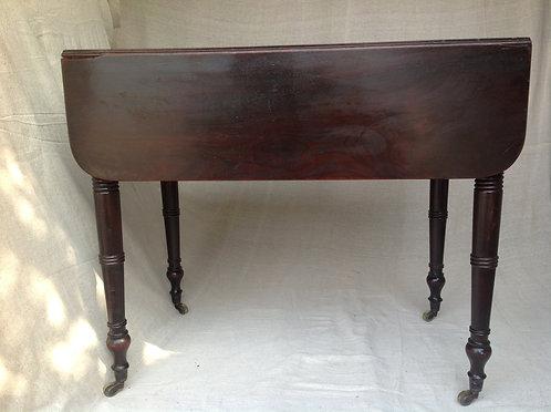George III (c 1790) Mahogany Pembroke Table