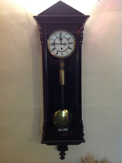 Lenzkirch, 1875 Regulator Wall Clock