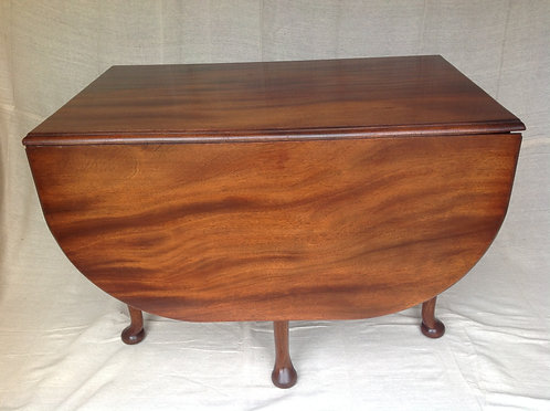 Late Victorian (c 1880) Drop Leaf Table