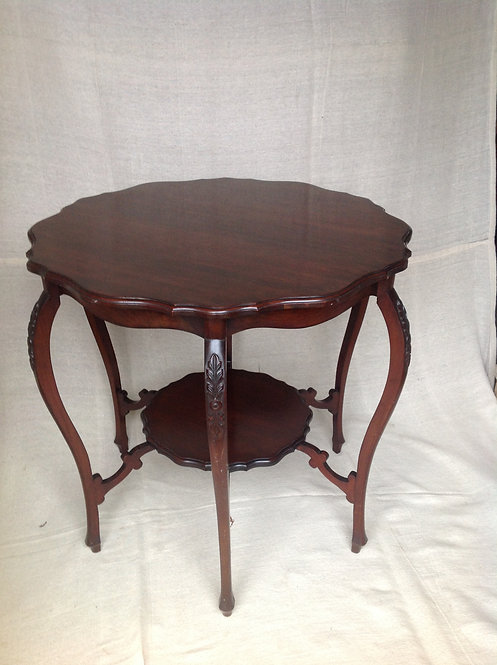 Edwardian (c 1900) Mahogany Occasional Table