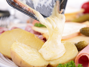 Moky aime la Raclette... et vous ?
