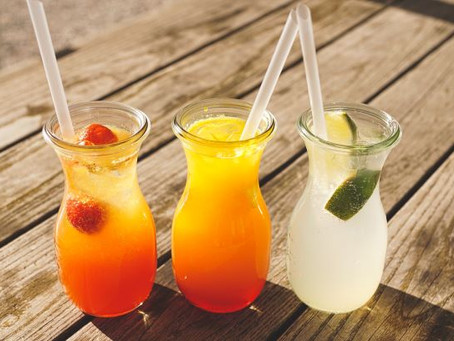 """""""Pimpez"""" vos cocktails et apéritifs en 5 mn: Les décos faciles"""