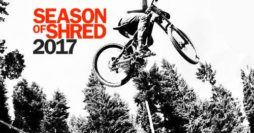 Season Of Shred Partttyyyy!!!!