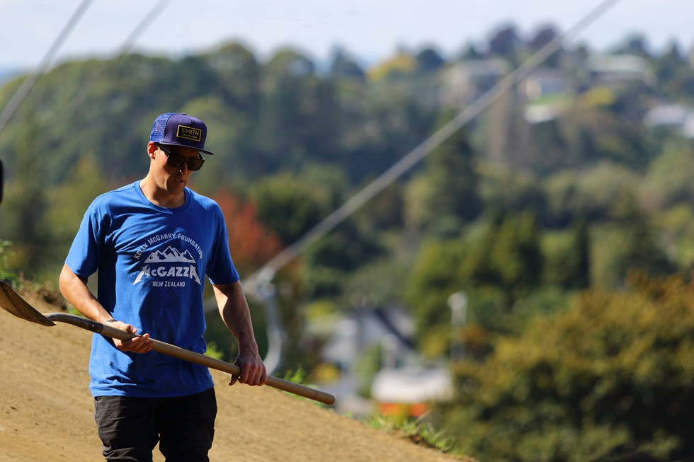 QMTBC Volunteer Trail Digs