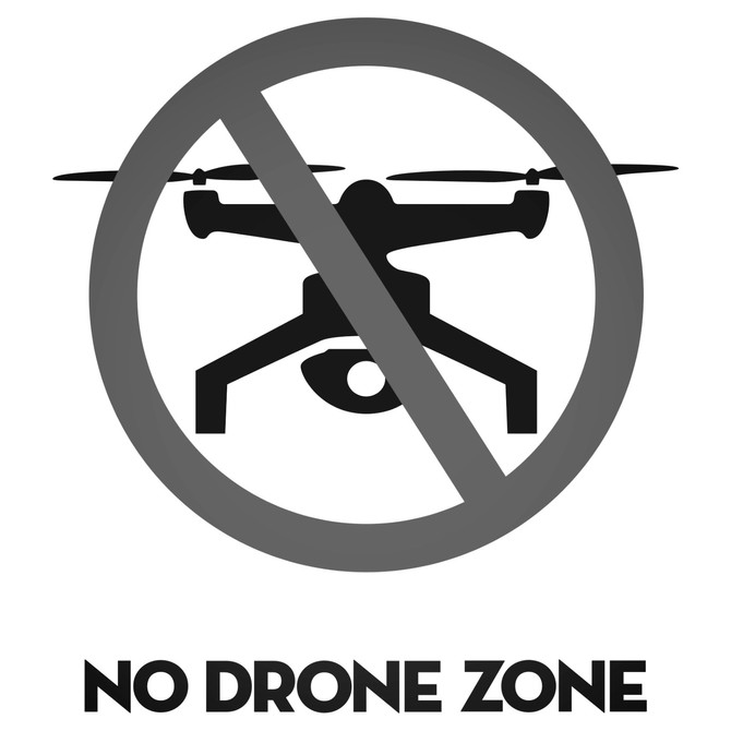 Drone Information for trails!