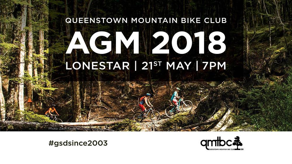 Queenstown Mountain Bike AGM Meeting