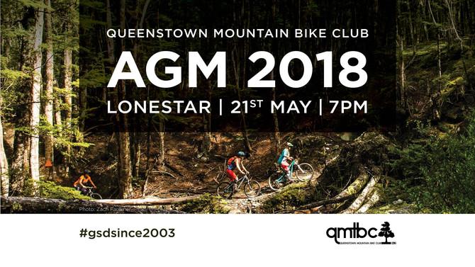 AGM Details!