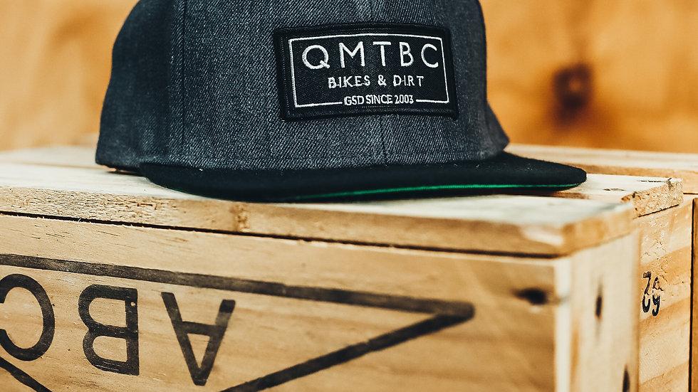 QMTBC Dirt & Bikes Flat Cap