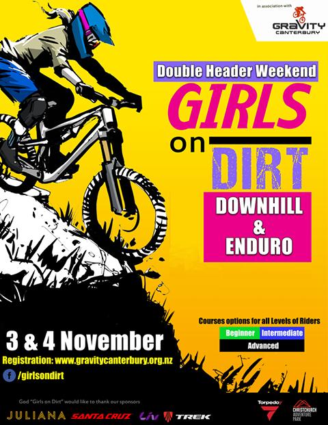 Girls on Dirt Downhill & Enduro