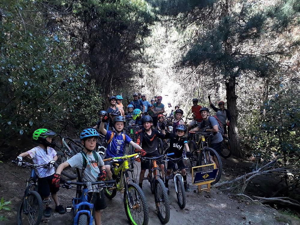 Junior Queenstown Mountain Bike Club