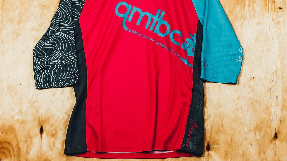 Women's QMTBC DHARCO Bike Jersey
