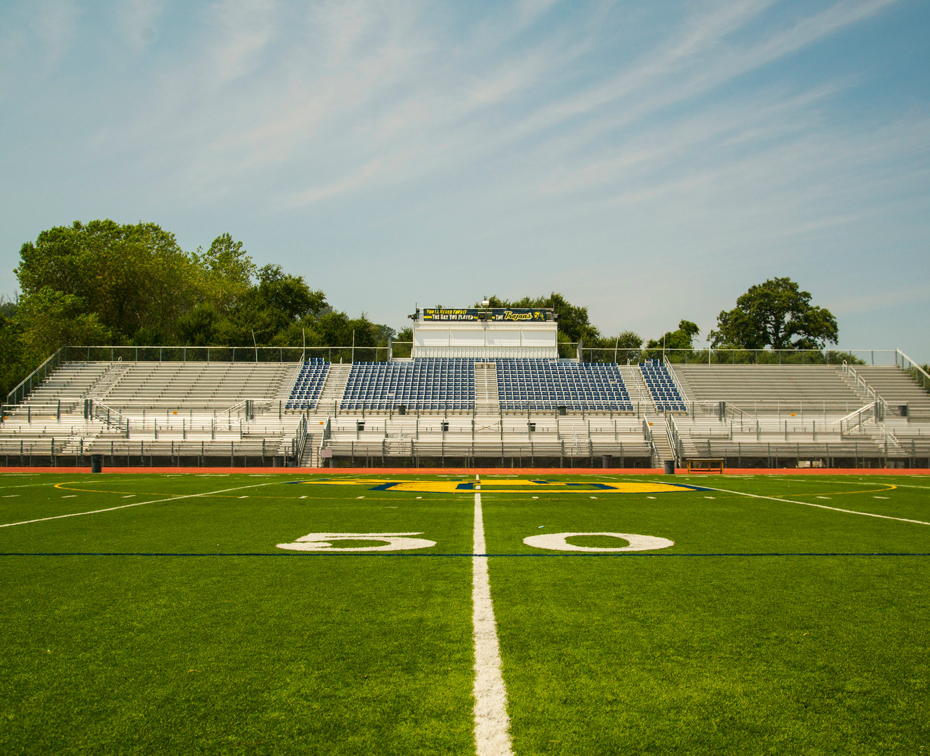 Oak Ridge High School Football Field