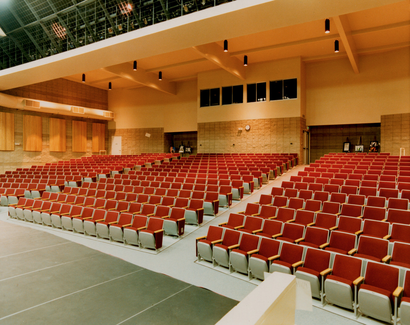 Golden Valley High School Auditorium