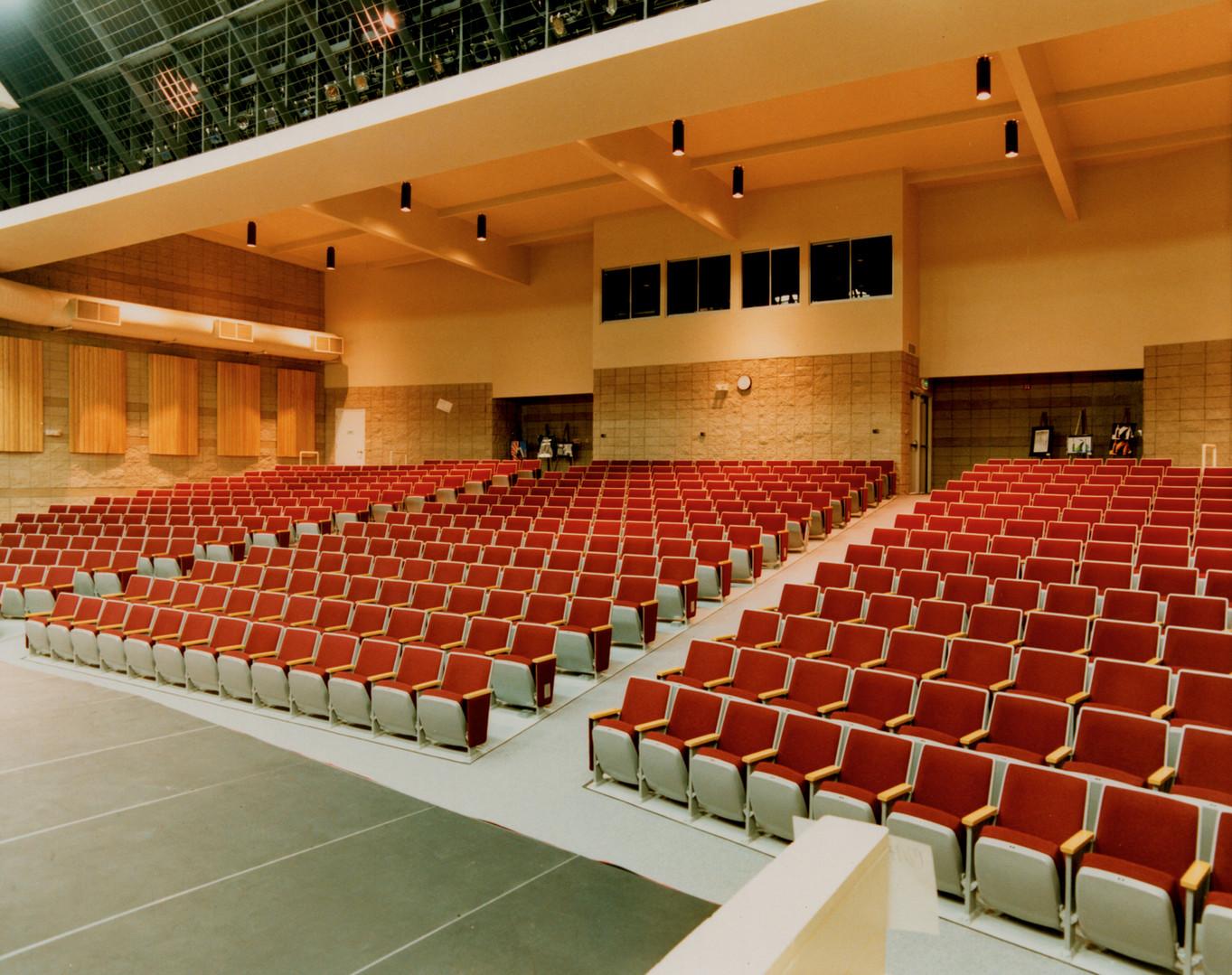 Golden Valley High School Auditorium