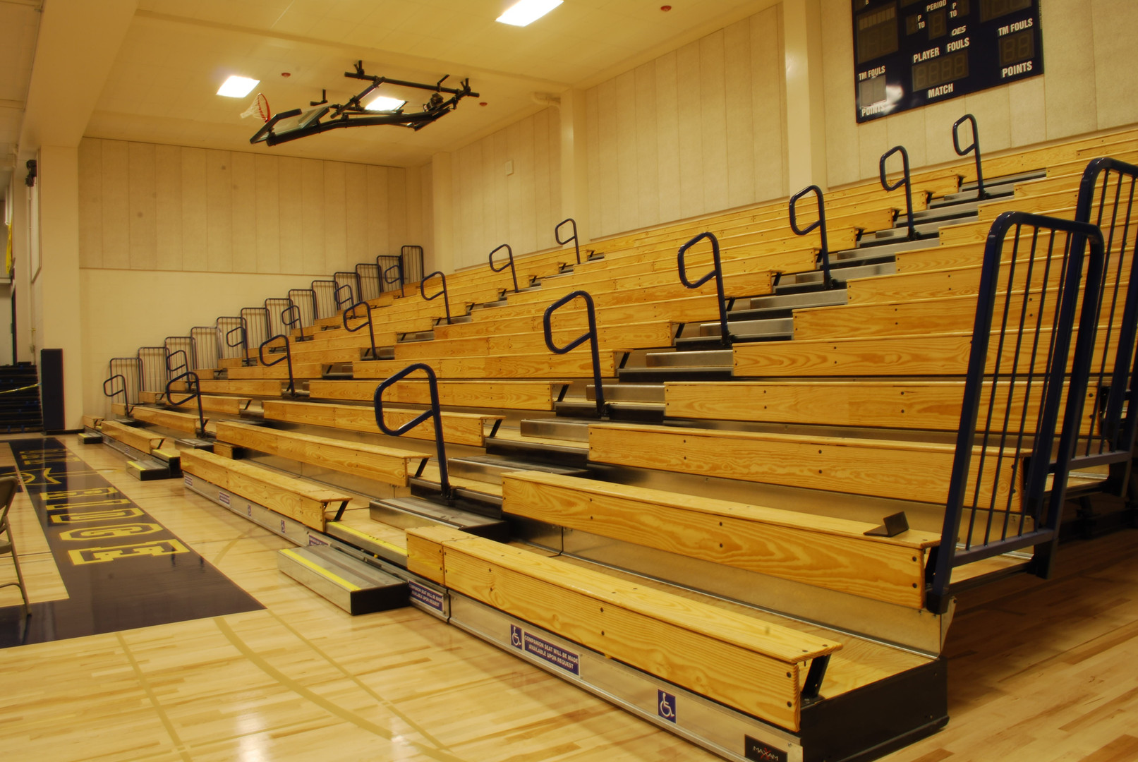 Oak Ridge High School Gym