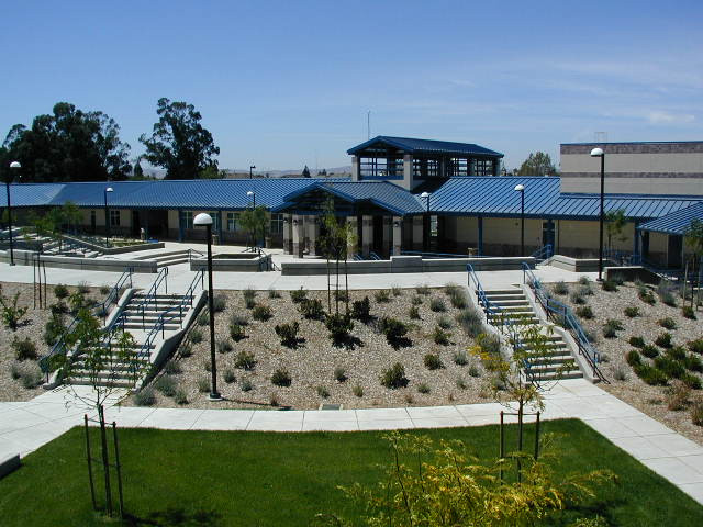 Crystal Middle School Amphitheater