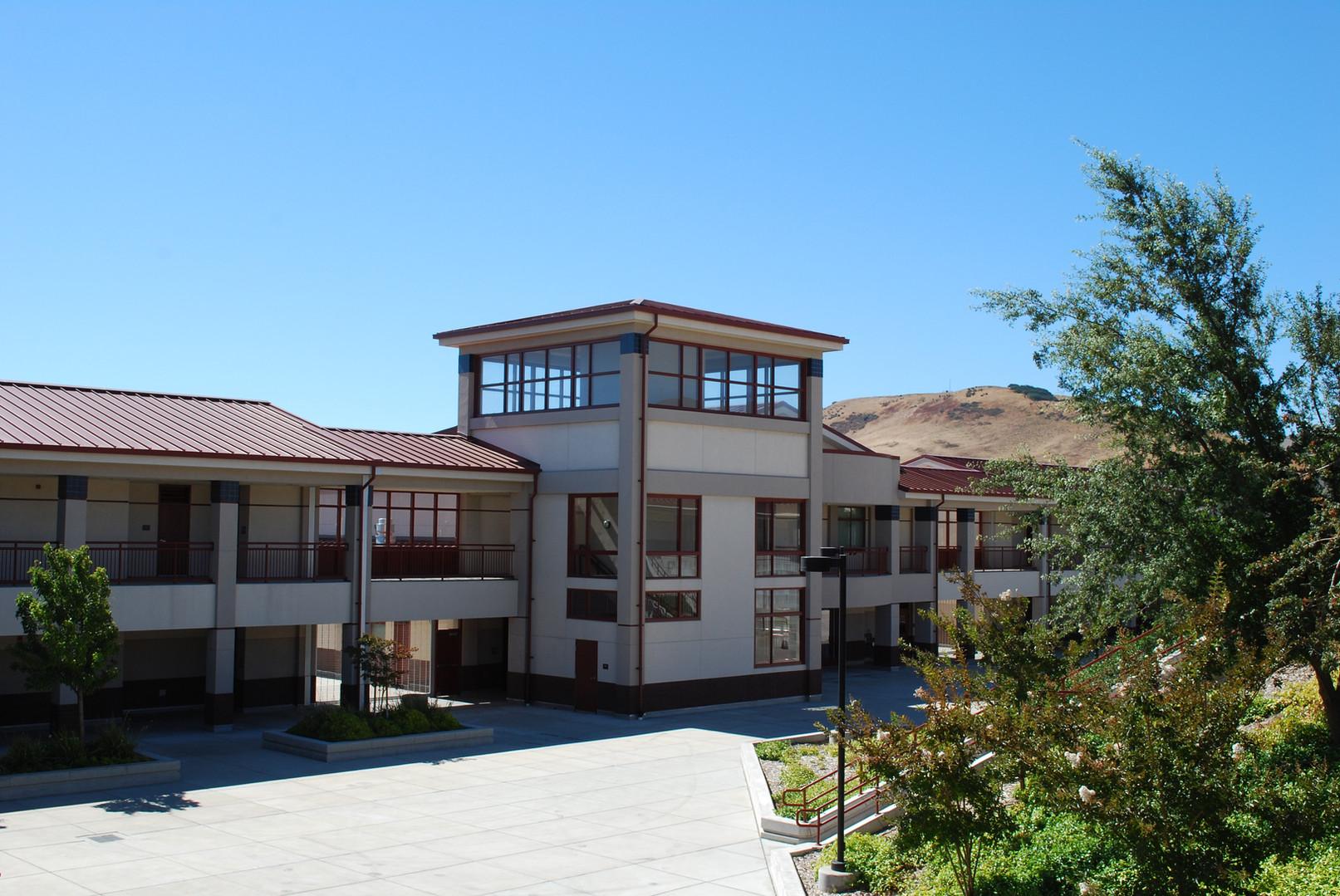 Cordelia Hills Elementary School Stairwell