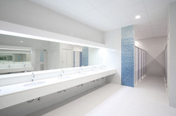 commercial bathroom