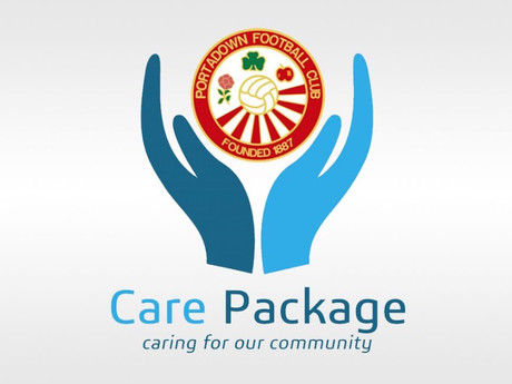 Portadown FC Join Community Care Package