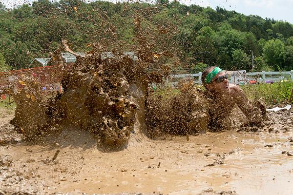 Muddy Dive