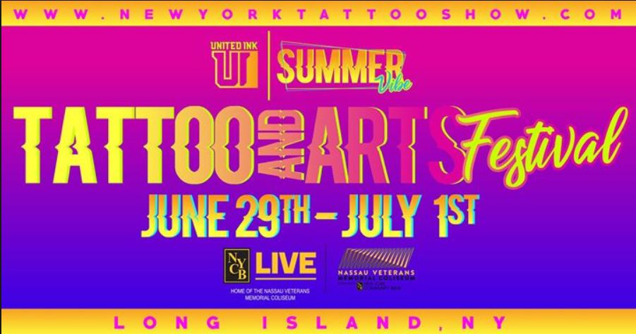 UNITED INK SUMMER VIBE TATTOO AND ART FESTIVAL AND LUGDUN ARTISANS